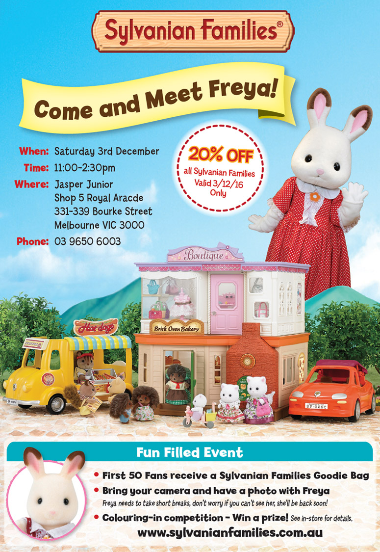 royal-arcade-christmas-sylvanian-families-event-5
